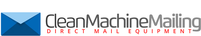 Clean Machine Mailing Direct Mail Equipment