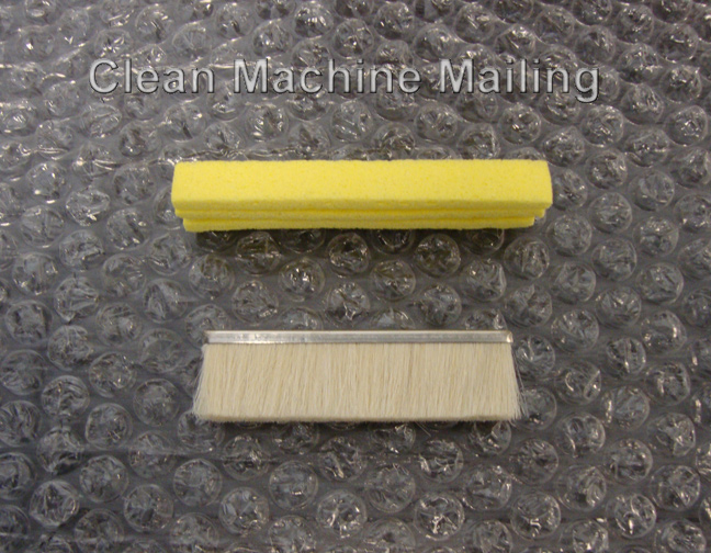 Neopost Ij Hasler Wj Replacement Brush And Sponge Set For
