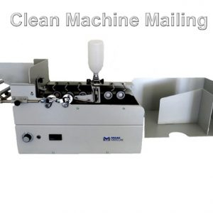 Envelope sealing machine