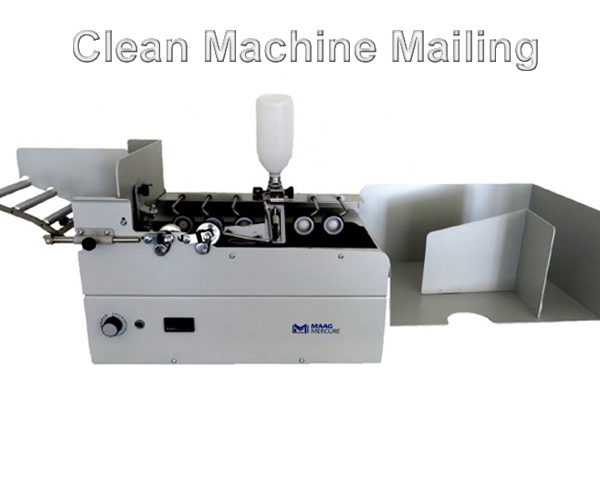 automatic envelope sealing machine