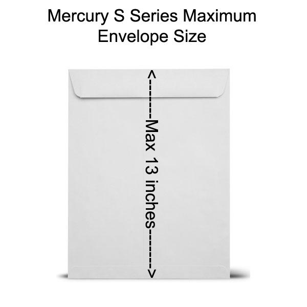 Mercury S Max Envelope