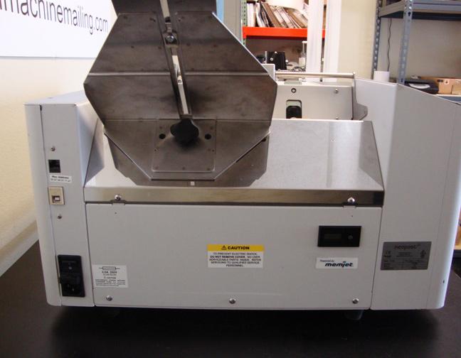 envelope printer machine